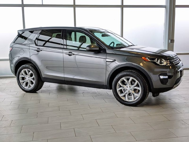 2015 Land Rover Discovery Sport for sale in Edmonton, Alberta
