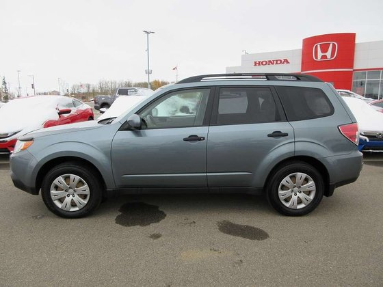 2009 Subaru Forester (Natl) for sale in St. Albert, Alberta