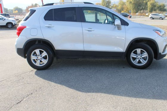 2018 Chevrolet Trax for sale in Vernon, British Columbia