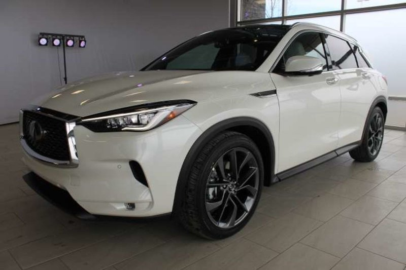 2019 Infiniti QX50 for sale in Edmonton, Alberta