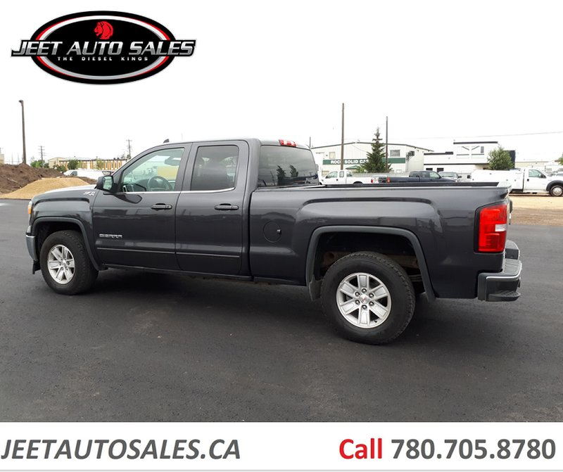 2015 GMC Sierra 1500 for sale in Edmonton, Alberta