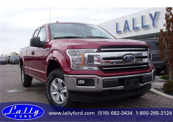 2018 Ford F-150 for sale in Tilbury, Ontario