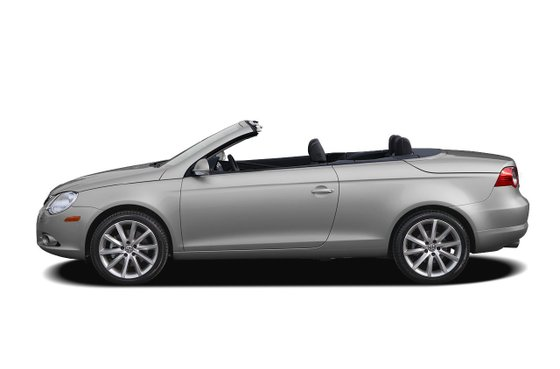 2008 Volkswagen Eos for sale in Edmonton, Alberta