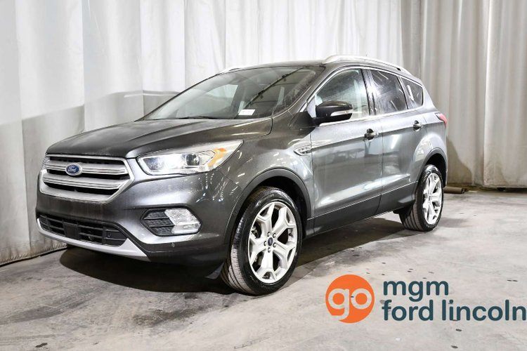 2019 ford escape titanium for sale in red deer alberta