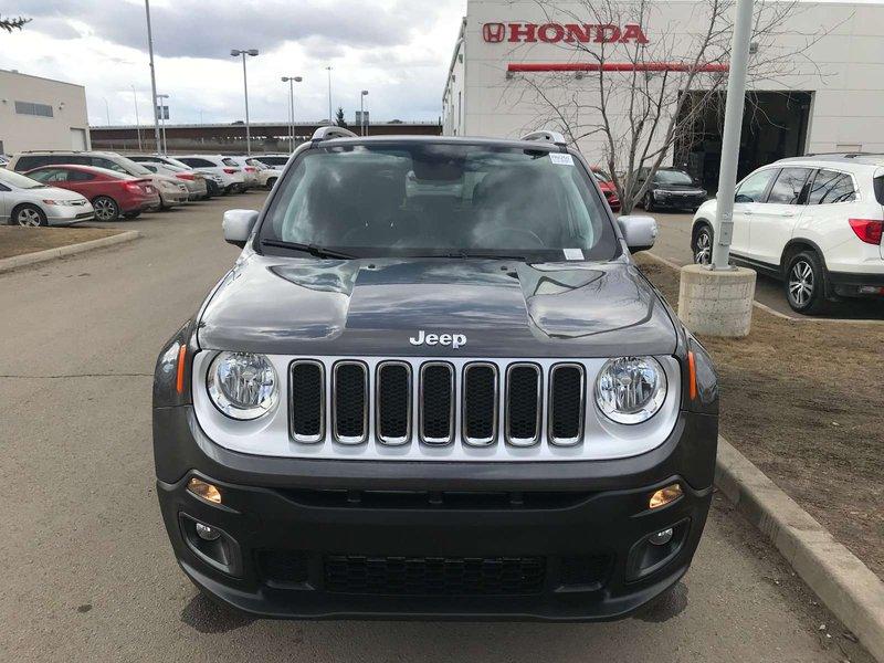 2018 Jeep Renegade for sale in Red Deer, Alberta
