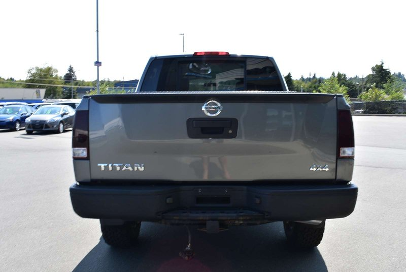 2015 Nissan Titan for sale in Campbell River, British Columbia