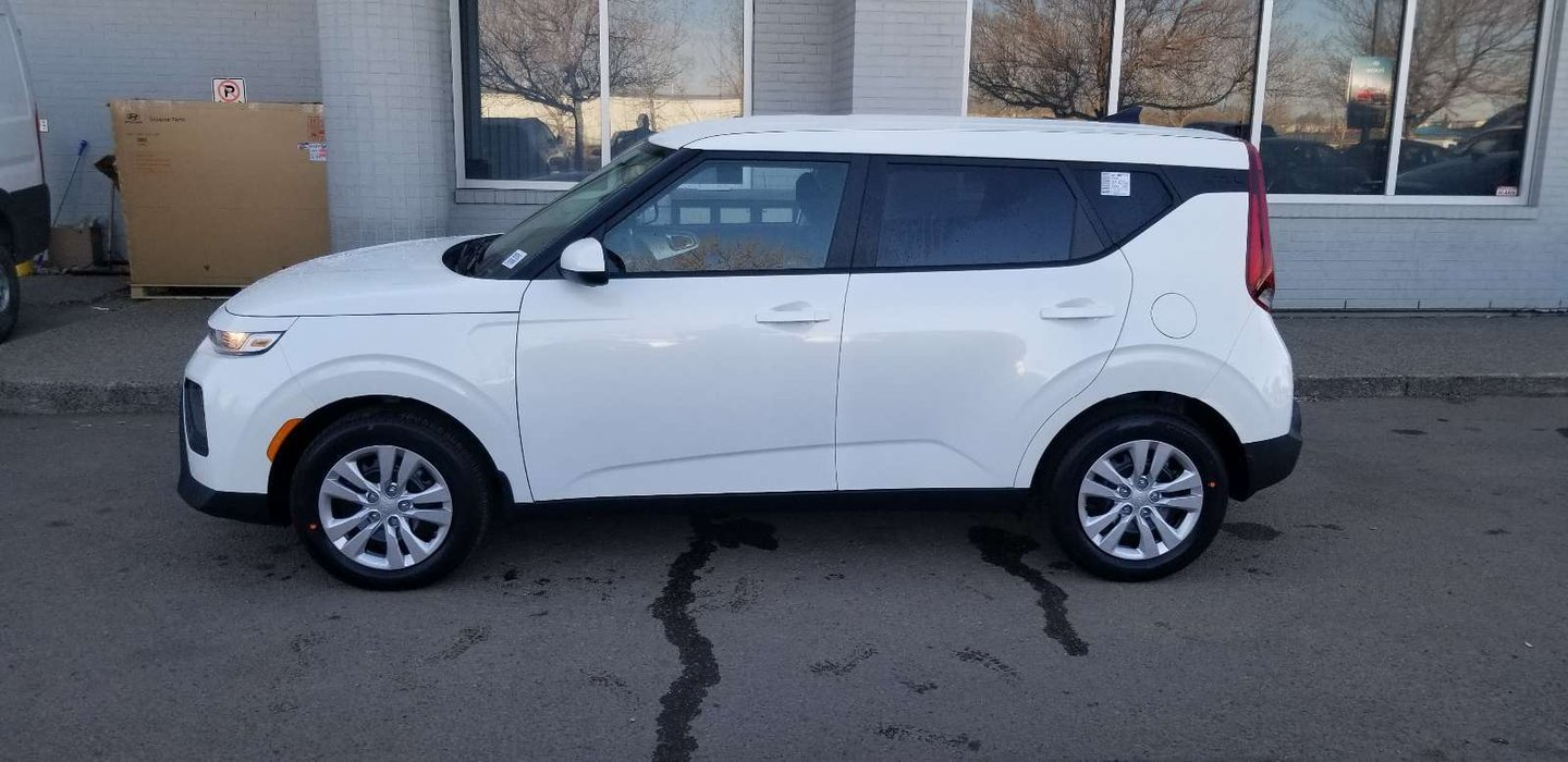 2020 Kia Soul LX for sale in Edmonton, Alberta