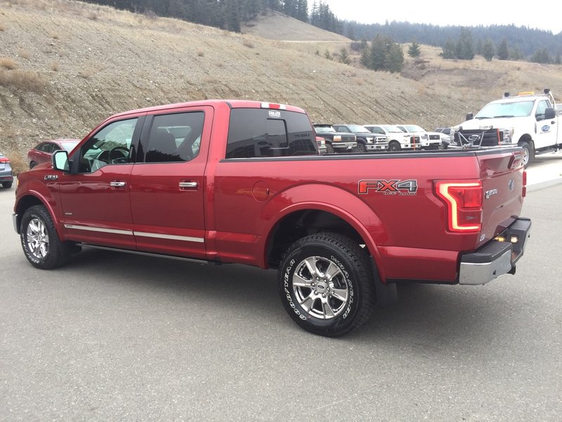 2016 Ford F-150 for sale in Williams Lake, British Columbia