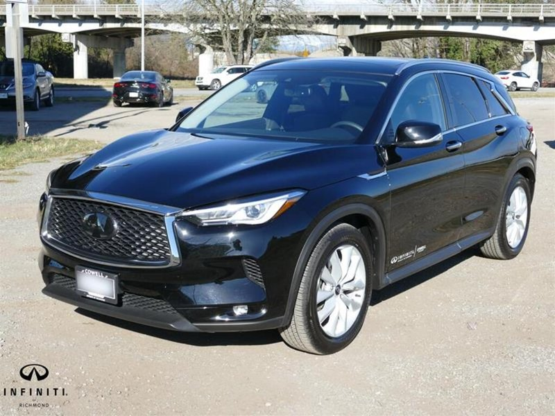 2019 Infiniti QX50 for sale in Richmond, British Columbia