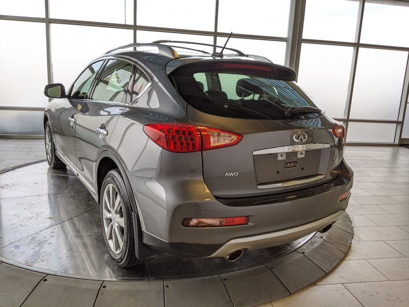 2016 Infiniti QX50 for sale in Edmonton, Alberta