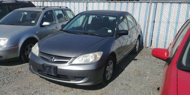 2004 Honda Civic Sedan for sale in Chemainus, British Columbia