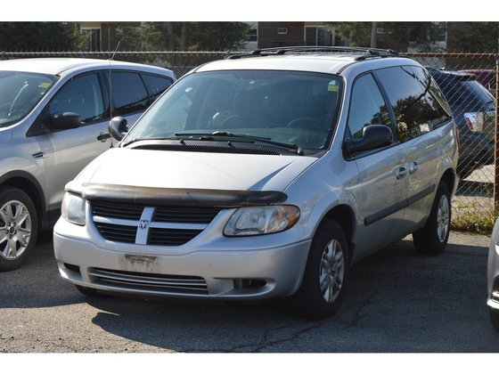 2007 Dodge Caravan for sale in Chatham, Ontario
