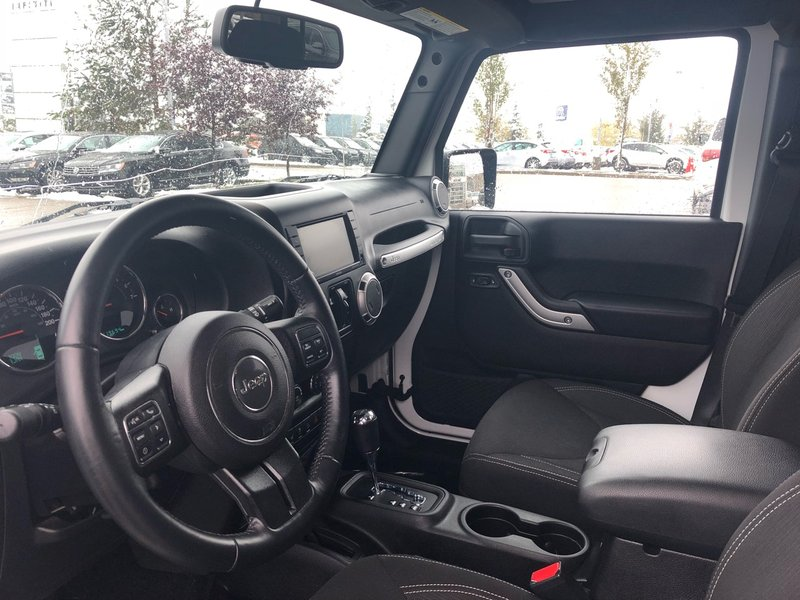 2015 Jeep Wrangler Unlimited for sale in Edmonton, Alberta