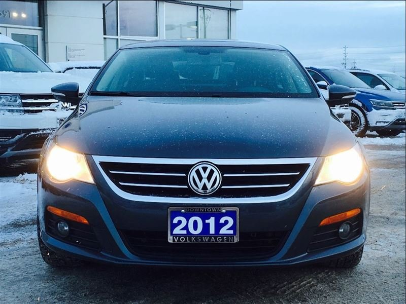 2012 Volkswagen CC for sale in Thunder Bay, Ontario