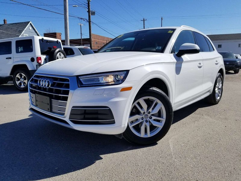 2018 Audi Q5 for sale in Sydney, Nova Scotia