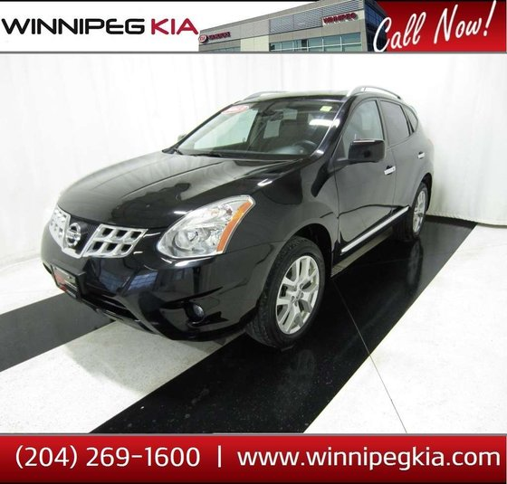 2013 Nissan Rogue for sale in Winnipeg, Manitoba