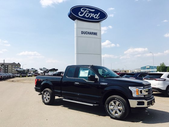 2018 Ford F-150 for sale in Bonnyville, Alberta
