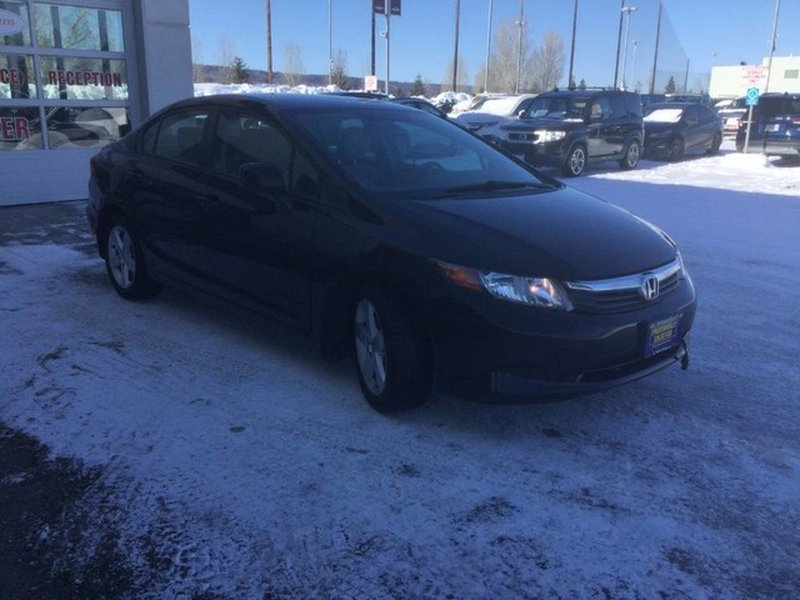 2012 Honda Civic Sedan for sale in Prince George, British Columbia