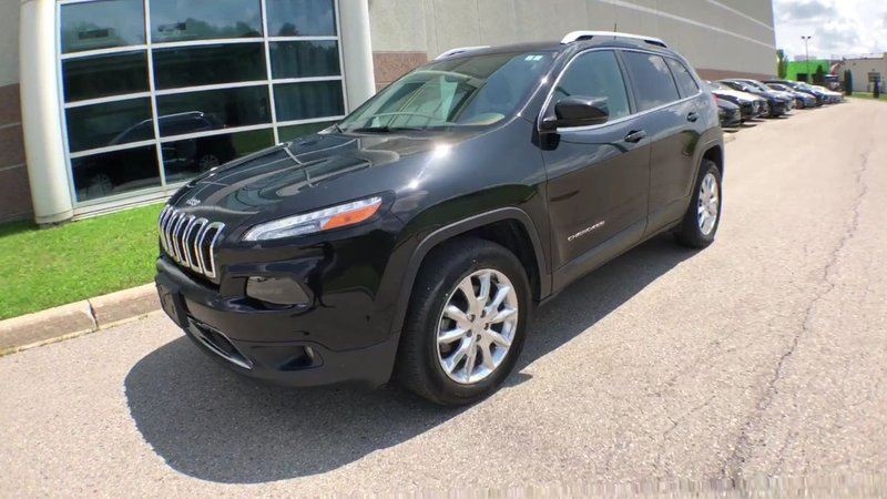 2016 Jeep Cherokee for sale in London, Ontario