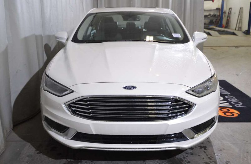 2018 Ford Fusion for sale in Red Deer, Alberta