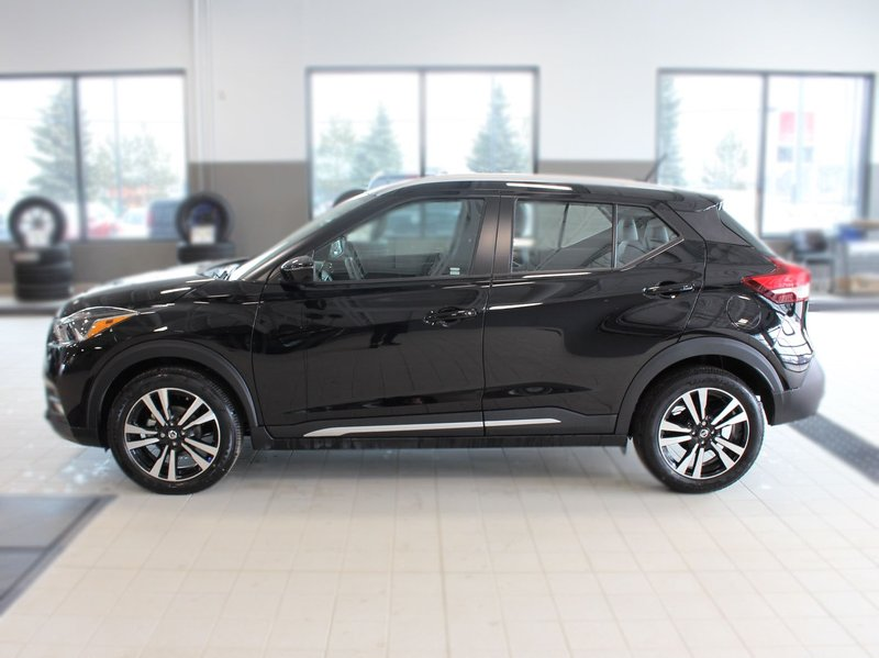 2019 Nissan Kicks for sale in Edmonton, Alberta