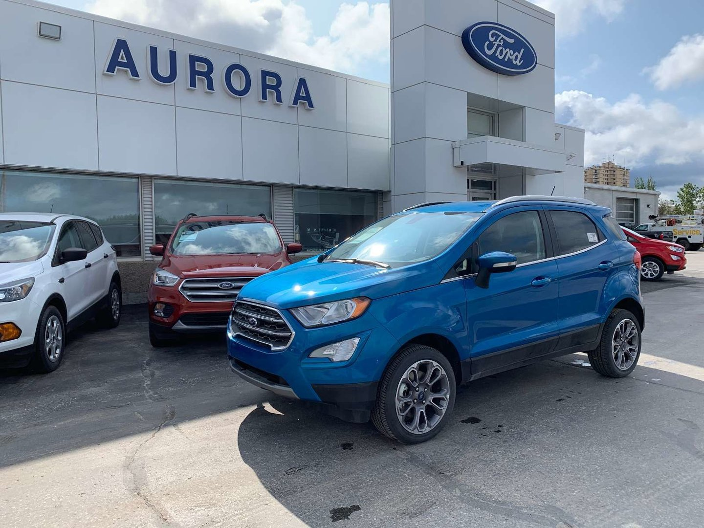 2019 Ford EcoSport Titanium for sale in Hay River, Northwest Territories