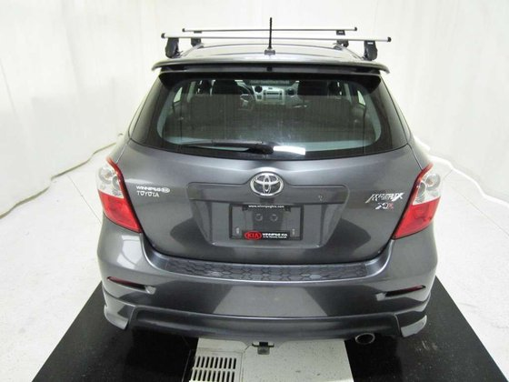 2010 Toyota Matrix for sale in Winnipeg, Manitoba