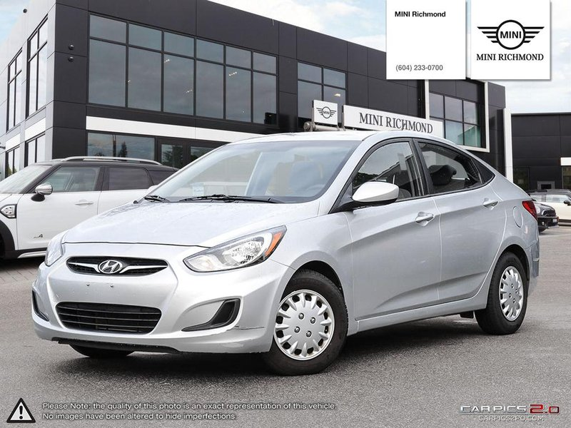 2012 Hyundai Accent for sale in Richmond, British Columbia
