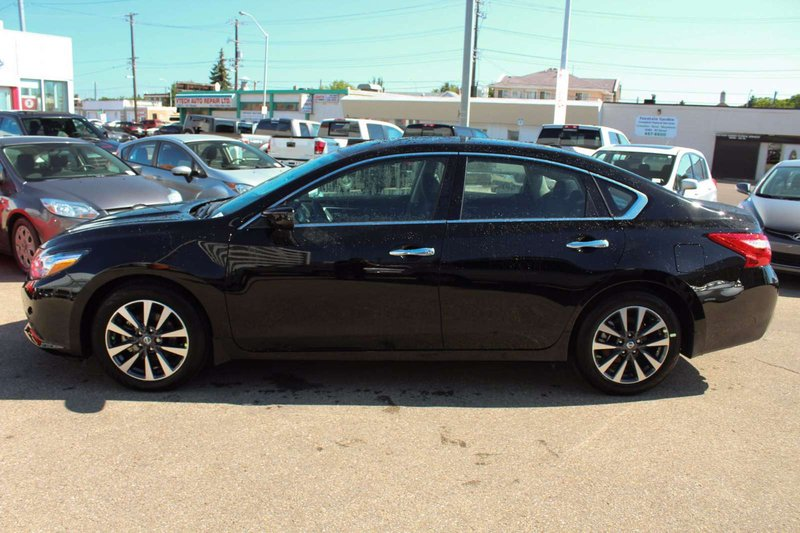 2017 Nissan Altima for sale in Edmonton, Alberta