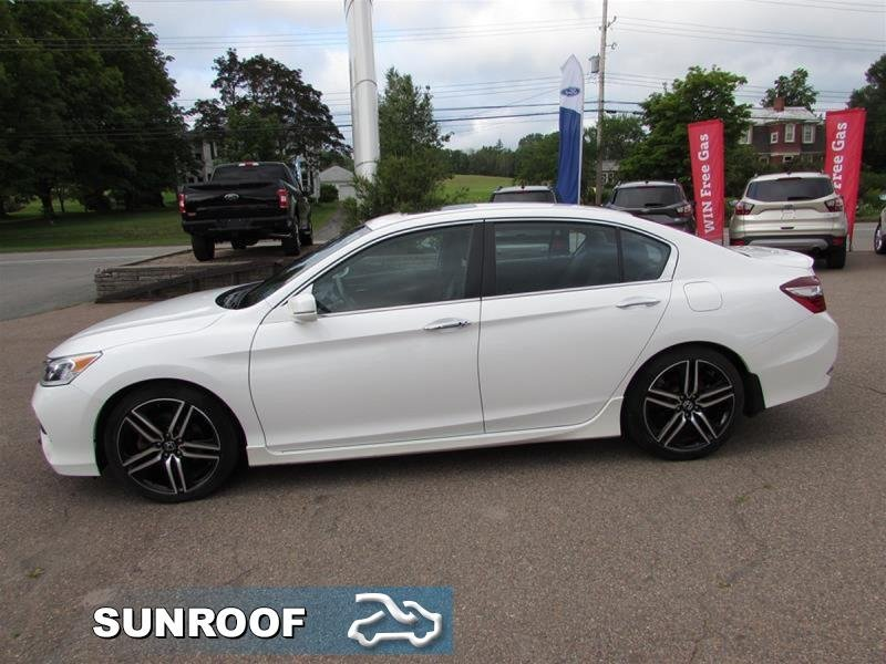 2016 Honda Accord Sedan for sale in Tatamagouche, Nova Scotia