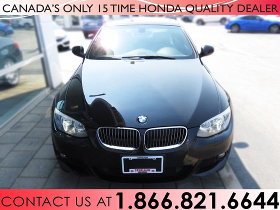 2012 BMW 3 Series for sale in Hamilton, Ontario