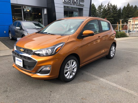 2019 Chevrolet Spark for sale in Victoria, British Columbia