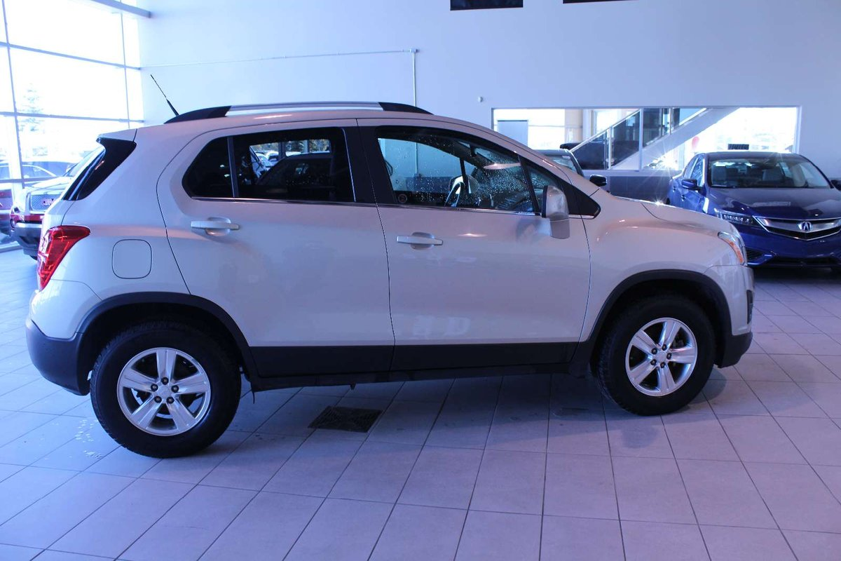 2014 Chevrolet Trax for sale in Red Deer, Alberta