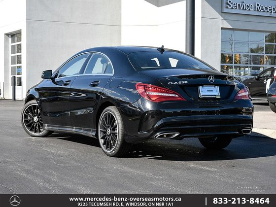 2018 Mercedes-Benz CLA for sale in Windsor, Ontario