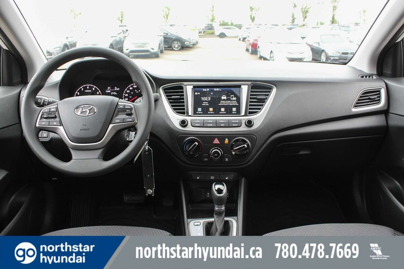 2019 Hyundai Accent for sale in Edmonton, Alberta