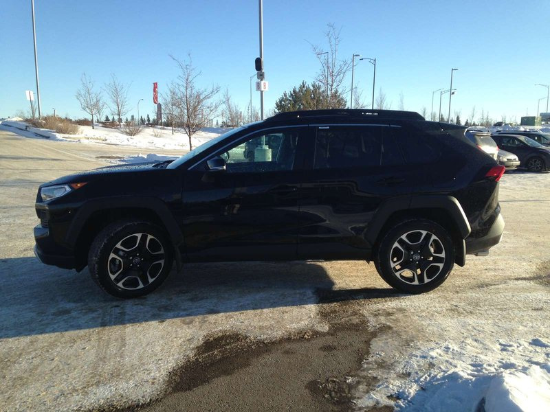 2019 Toyota RAV4 for sale in Edmonton, Alberta
