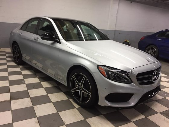 2018 Mercedes-Benz C-Class for sale in Calgary, Alberta