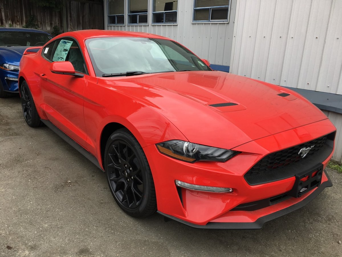 2018 Ford Mustang for sale in Port Coquitlam, British Columbia