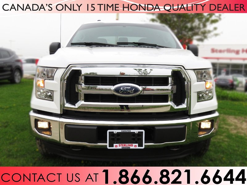 2015 Ford F-150 for sale in Hamilton, Ontario