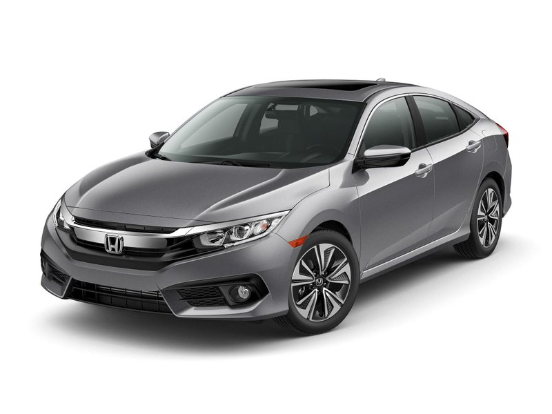 2016 Honda Civic Sedan for sale in Huntsville, Ontario