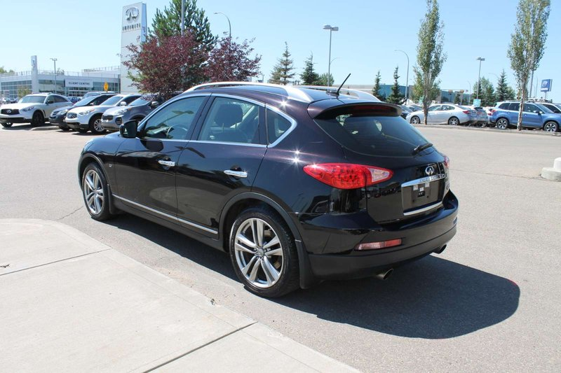 2014 Infiniti QX50 for sale in Edmonton, Alberta