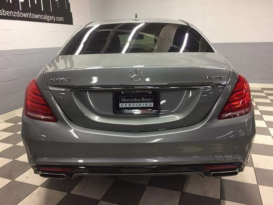 2015 Mercedes-Benz S-Class for sale in Calgary, Alberta