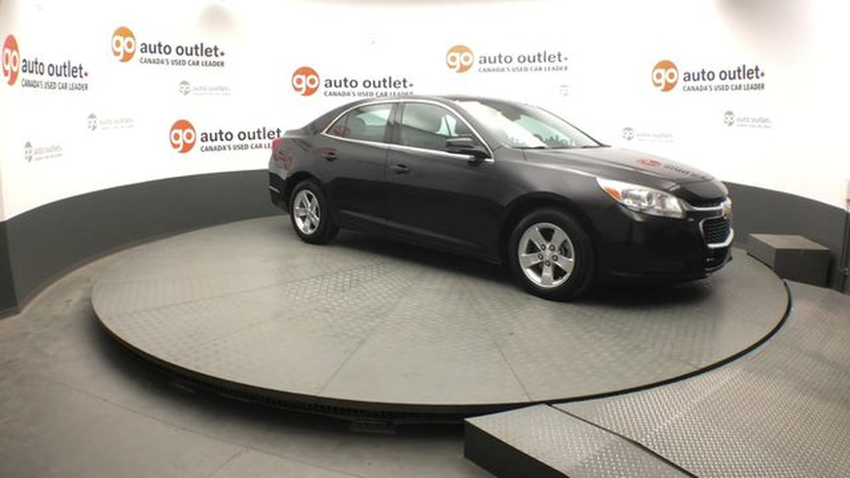 2015 Chevrolet Malibu for sale in Edmonton, Alberta