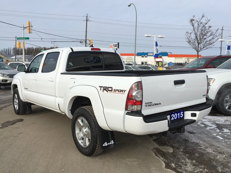 2015 Toyota Tacoma for sale in Thunder Bay, Ontario