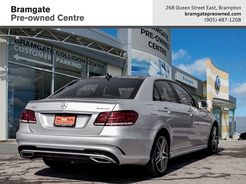 2016 Mercedes-Benz E-Class for sale in Brampton, Ontario