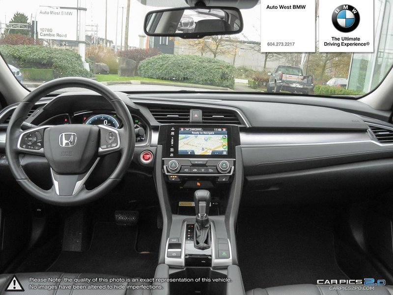 2016 Honda Civic Sedan for sale in Richmond, British Columbia