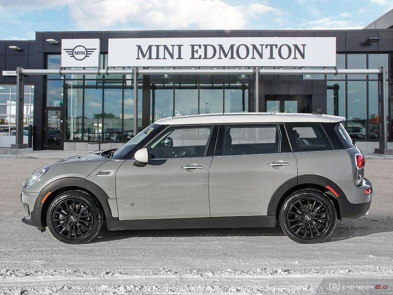 2017 MINI Cooper Clubman for sale in Edmonton, Alberta