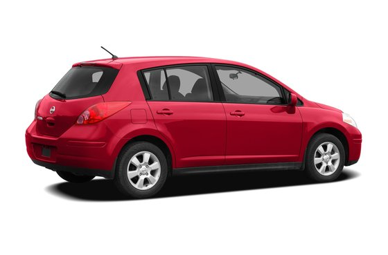 2007 Nissan Versa for sale in Edmonton, Alberta