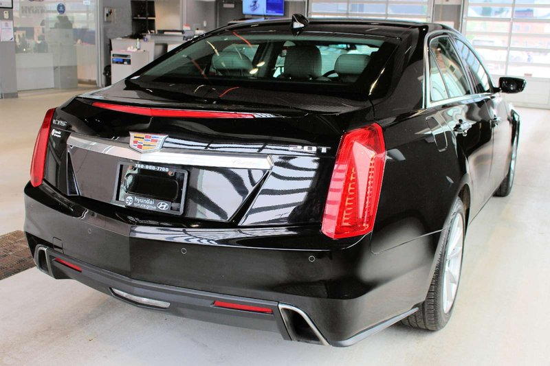 2017 Cadillac CTS Sedan for sale in Spruce Grove, Alberta