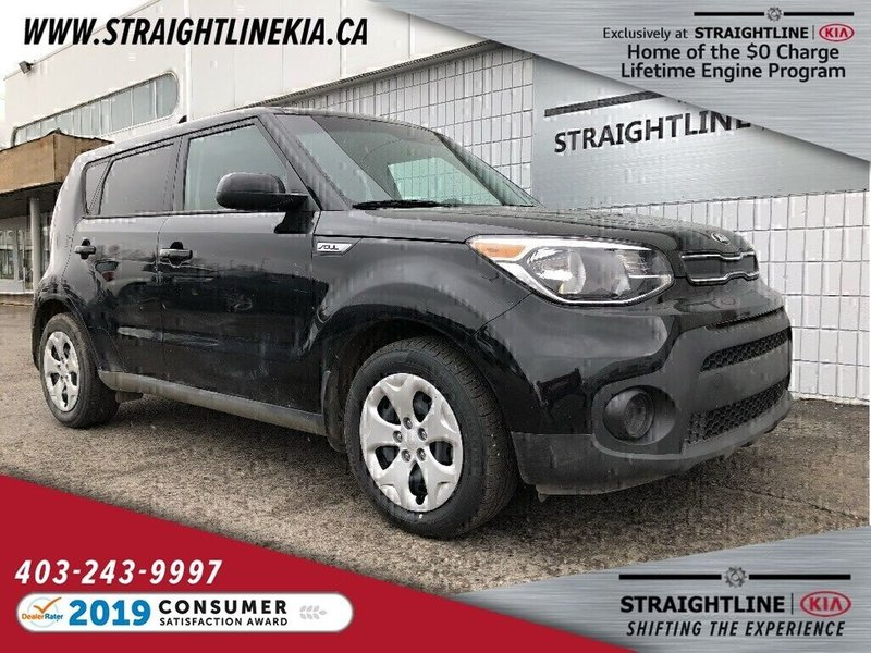 2018 Kia Soul for sale in Calgary, Alberta